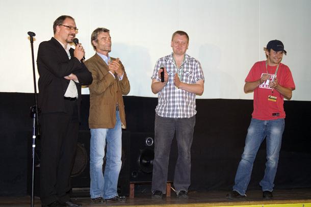 Jury 1. Solanin Film Festiwal 2009