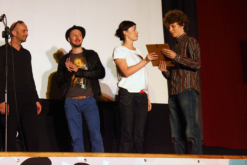 2. Solanin Film Festiwal 2010 - Filip Lisowski
