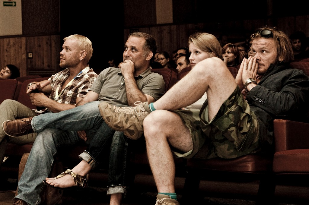 Jury 3. Solanin Film Festiwal 2011