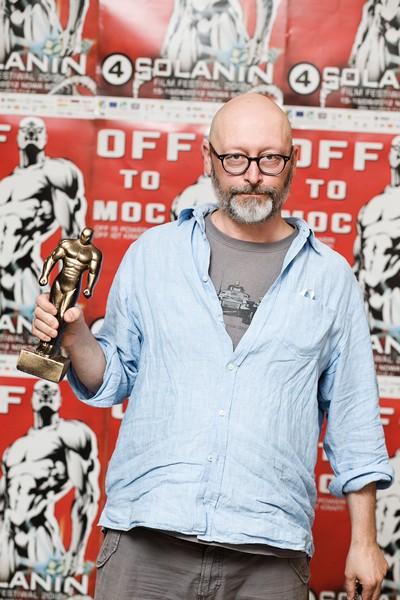 Wojciech Smarzowski - Solanin Film Festiwal