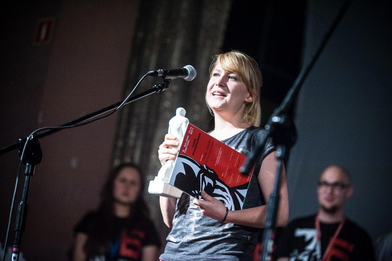 6. Solanin Film Festiwal  -  Tessa Moult-Milewska