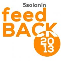 FEEDBACK 2013!