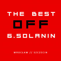 The best OFF 6.Solanin!