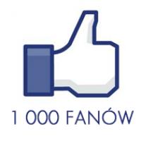 1 000 FANÓW!