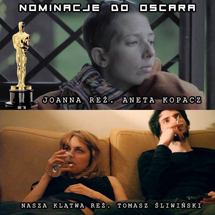 Joanna i Nasza Klątwa - Oscar