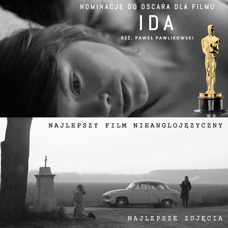 Ida reż. Paweł Pawlikowski - Oscar