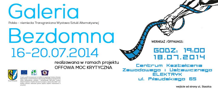 Galeria Bezdomna 2014