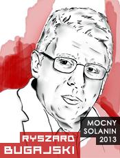 Honorowy Solanin: Ryszard Bugajski