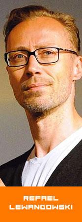 Rafael Lewandowski: Juror Solanin Film Festiwal
