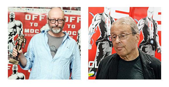 Wojciech Smarzowski i Ryszard Bugajski