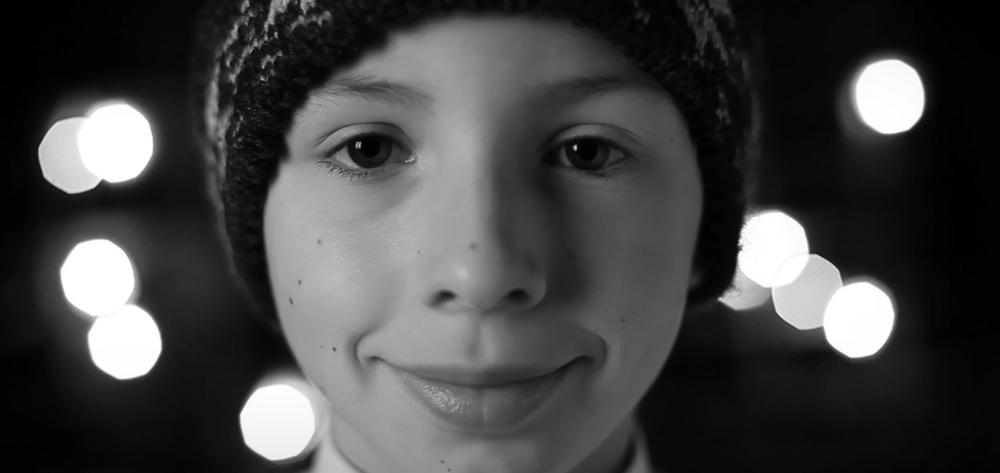 Kadr z filmu Franek