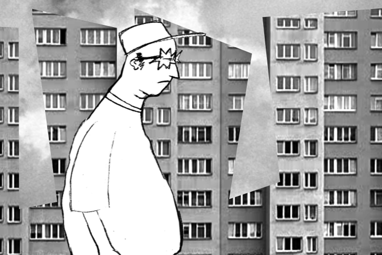 Kadr z filmu Randka z Mutantem