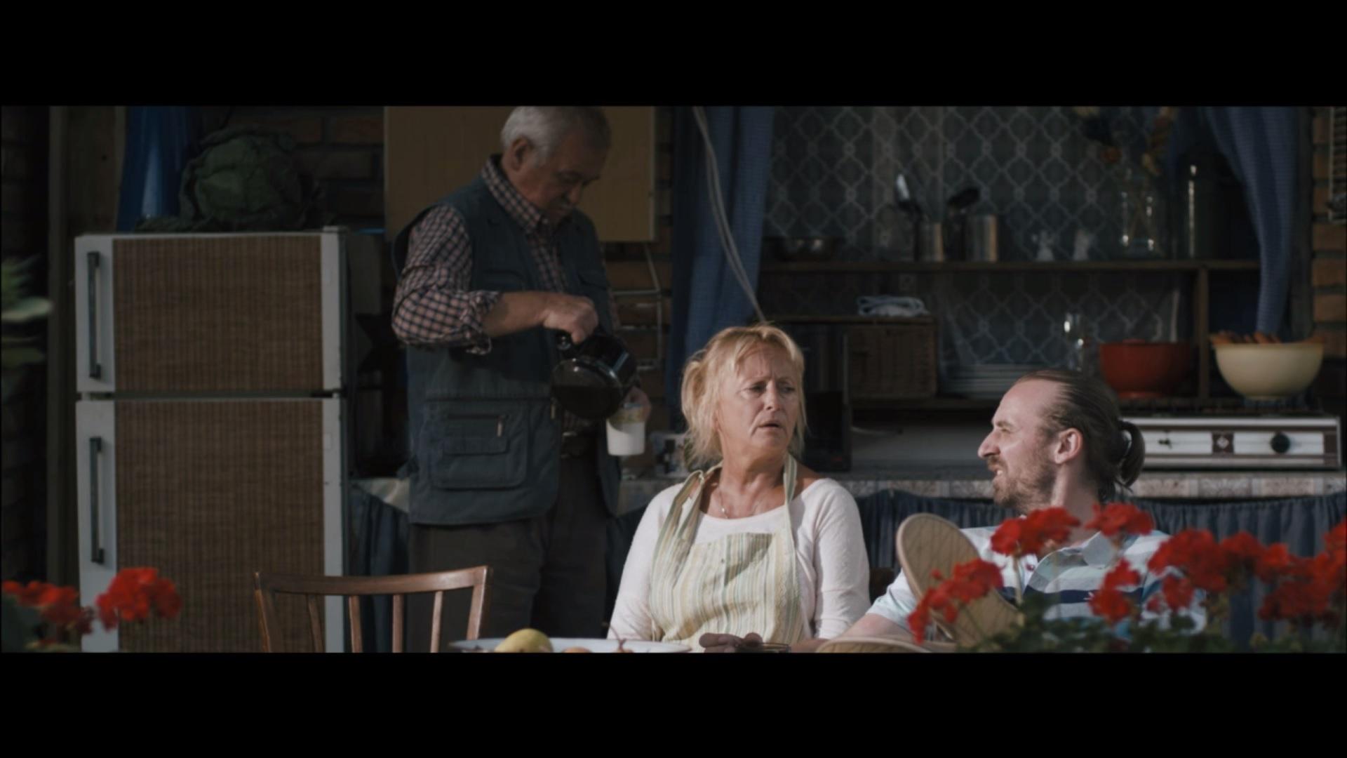 Kadr z filmu Mocna kawa wcale nie jest taka zła