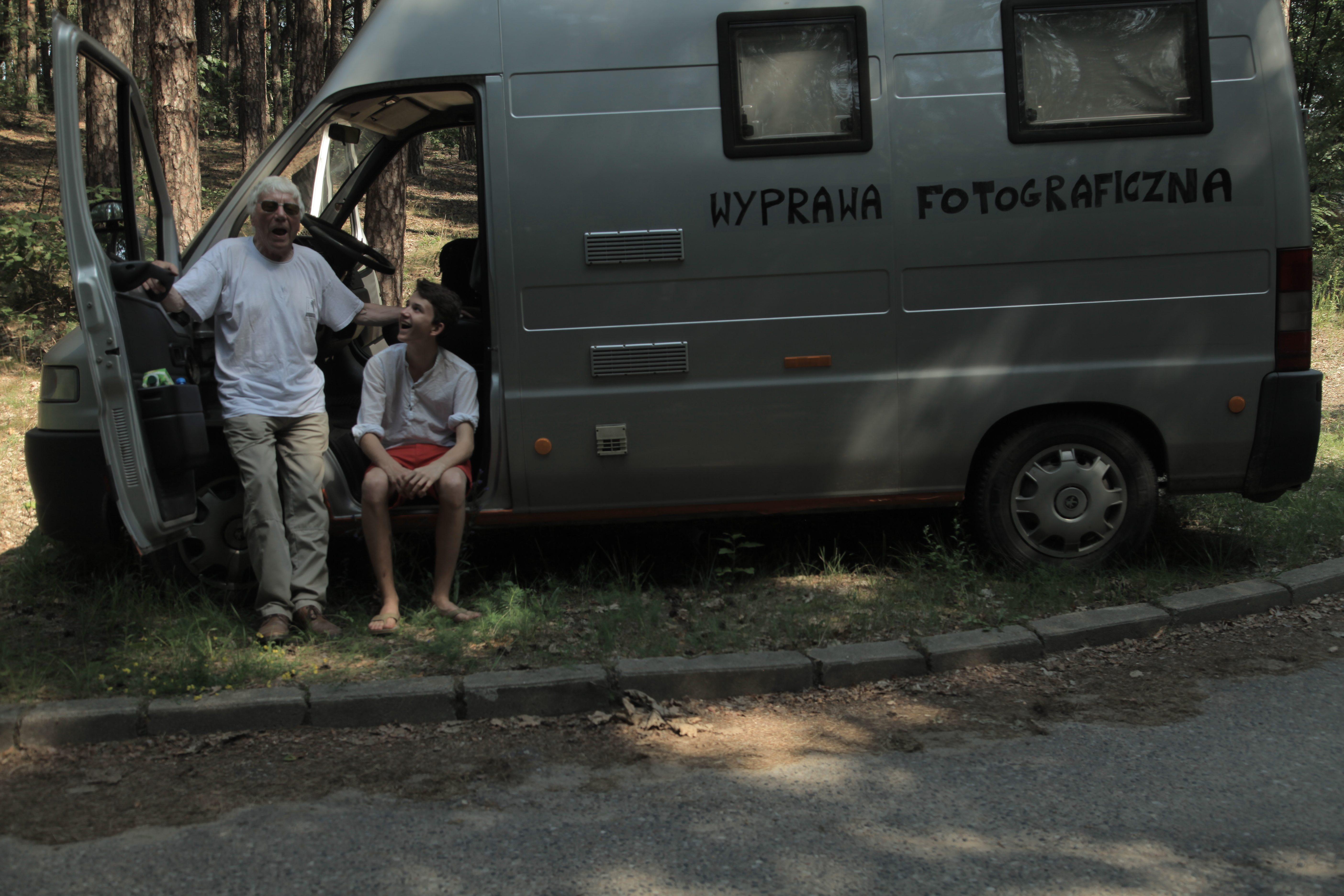 Kadr z filmu Dziennik z podrÓŻy