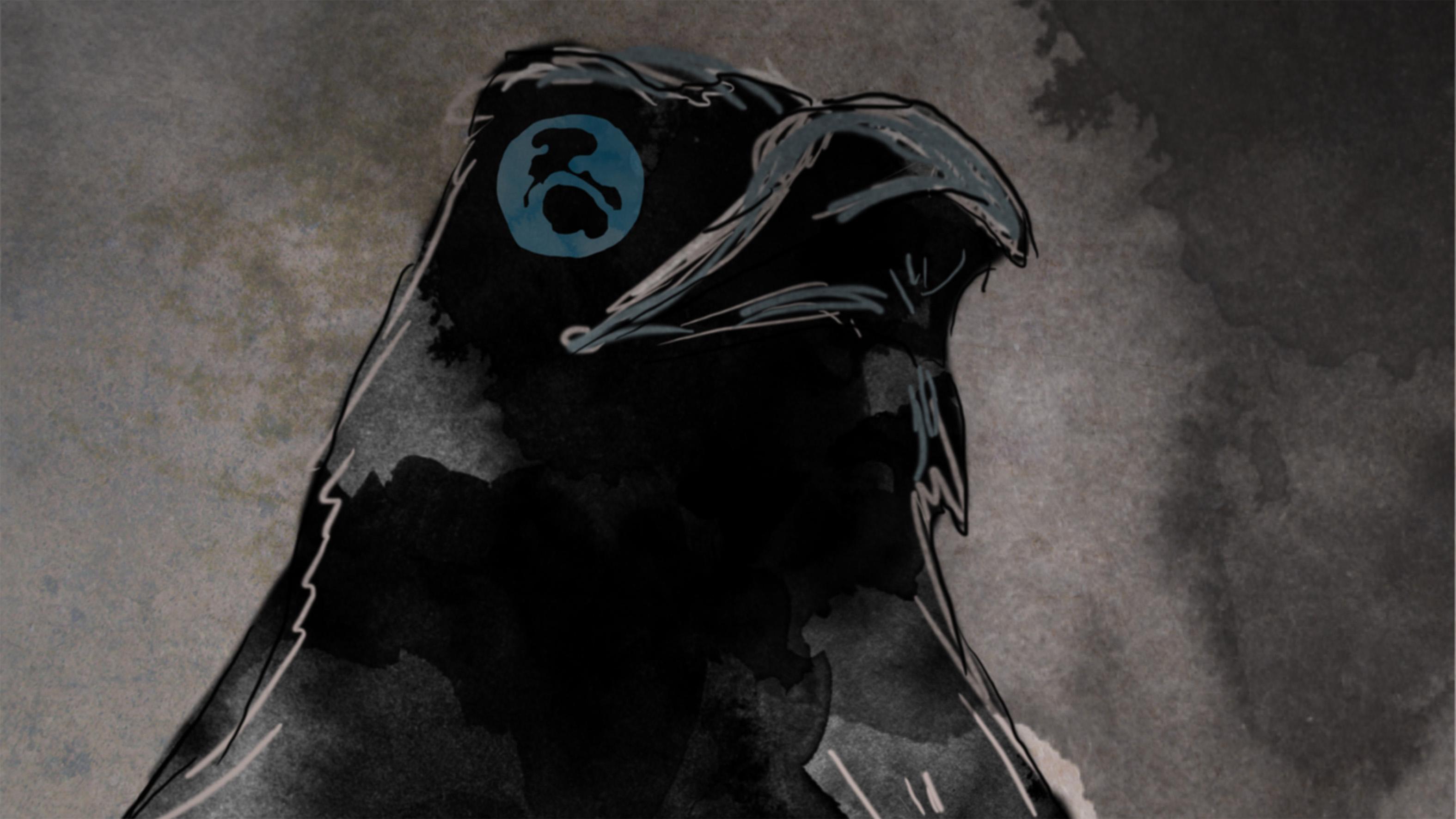 Kadr z filmu Ptaszysko