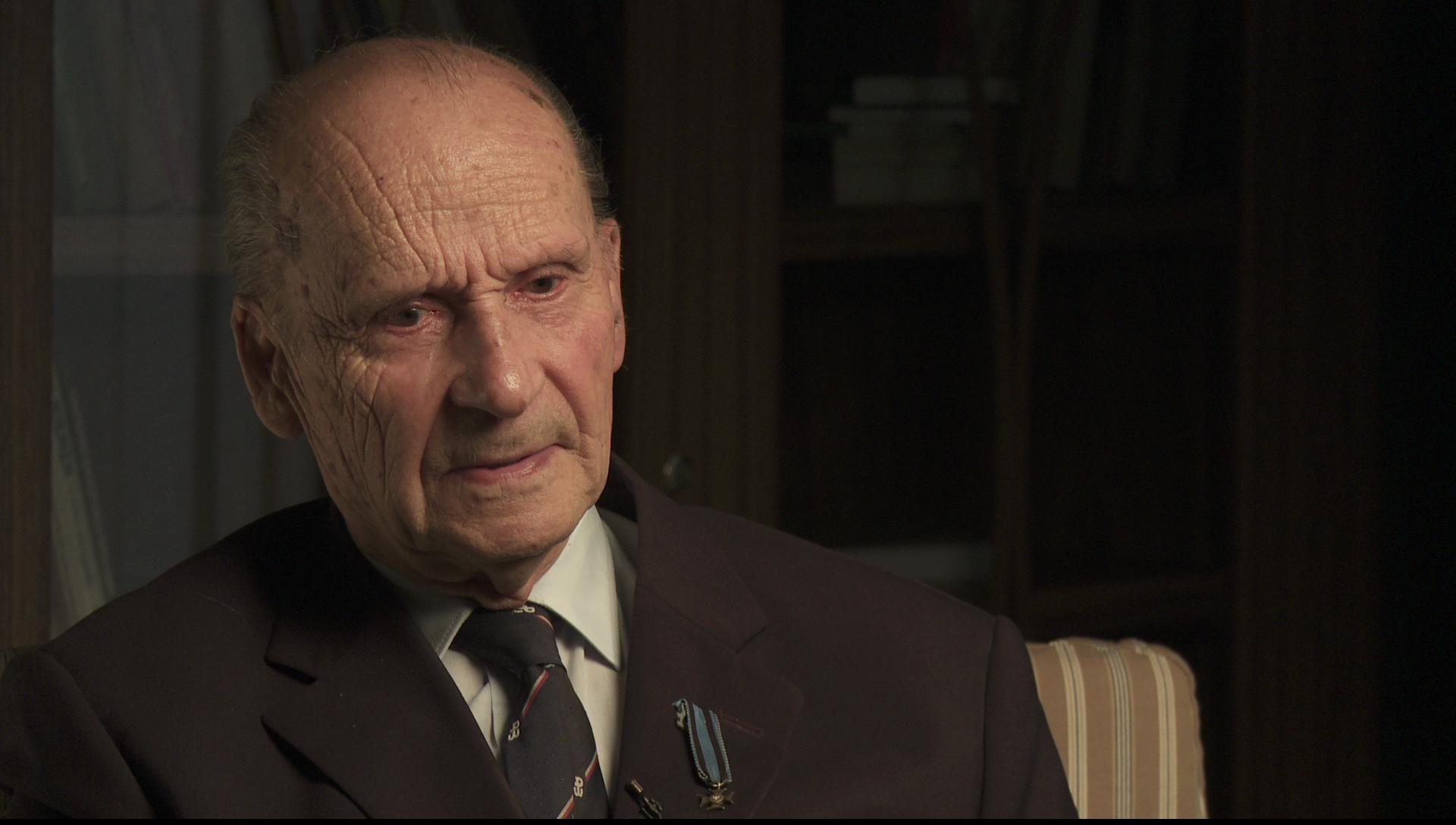Kadr z filmu RADOSŁAW