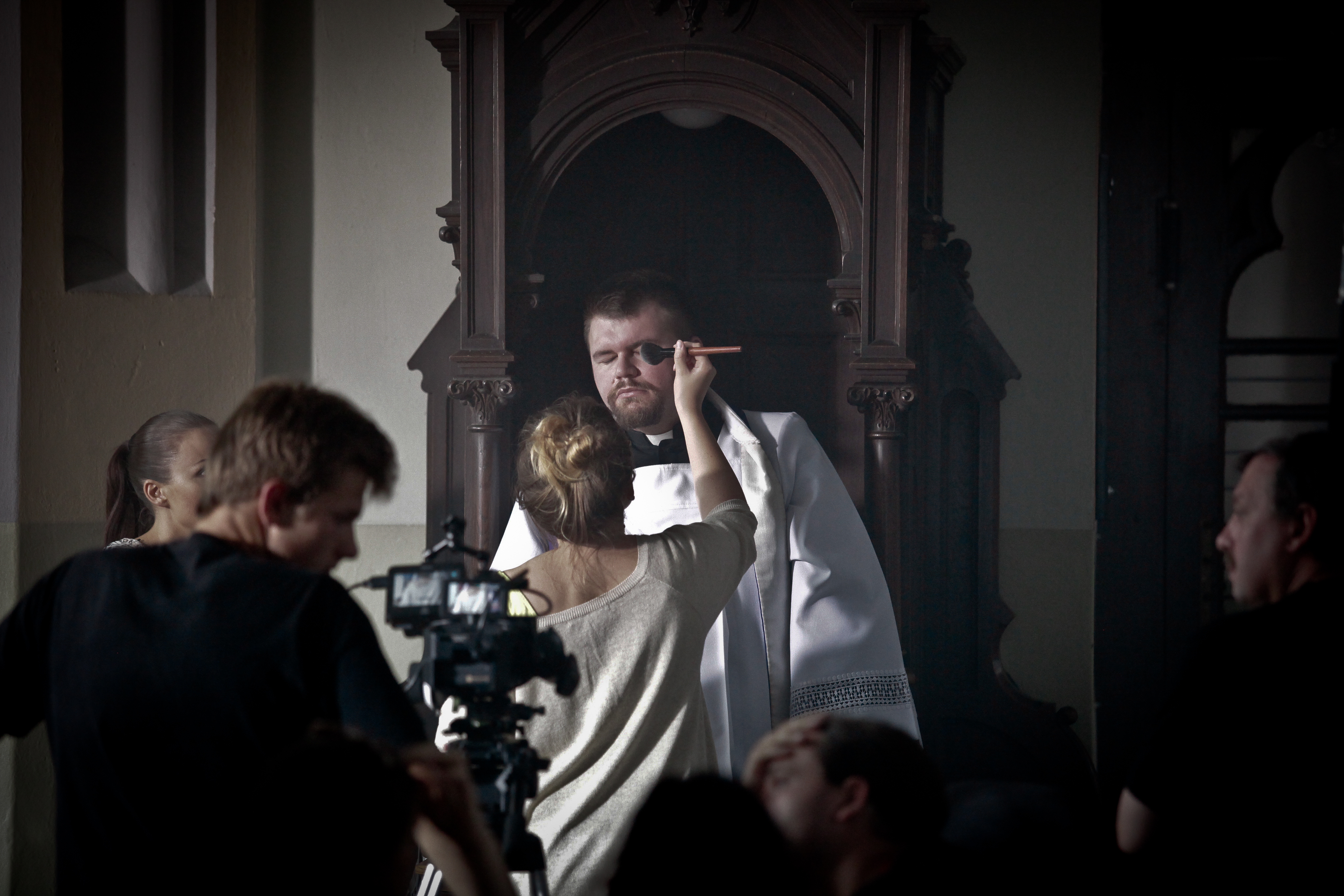 Kadr z filmu Pro Morte
